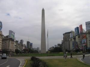 Obelisco da Av. 9 de Julio