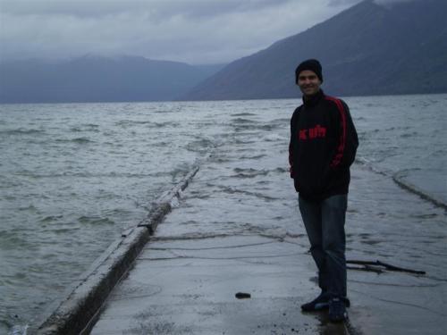 Lago de Caburga