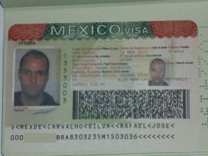 Visto México