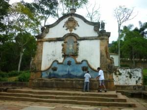 Chafariz São José - Tiradentes