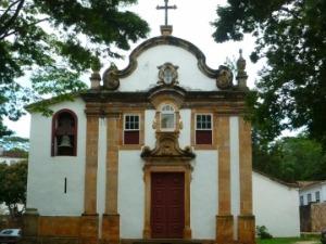 Capela Nossa Senhora do Rosário - Tiradentes