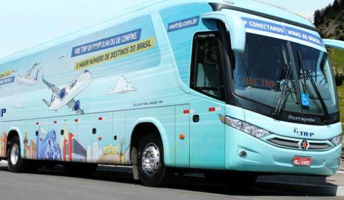 Ônibus Trip Pampulha Confins